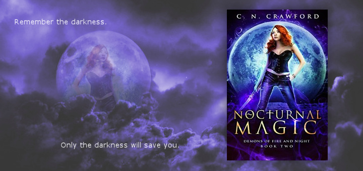 C.N. Crawford – Nocturnal Magic